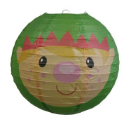 The Paper Lantern Store Elf/Elves Christmas Holiday Paper Lantern