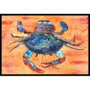 Caroline's Treasures Crab Doormat