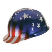 Hard Hat,Cap,Usa Flag Style