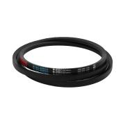 Unique Bargains B2591 17mm Wide 11mm Thick Rubber Transmission Drive Belt V-Belt