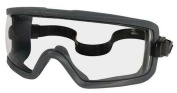 MCR SAFETY Protective Goggles,Antfg,Clear Lens,TPR GX110AF