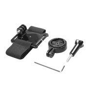 Holaca Stem Adjustable Mount Adapter for Garmin Computer EDGE 25 200 500 510 520 800 810 1000 GPS