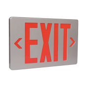 Monument Single Face Emergency Exit Sign