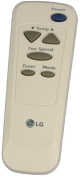 LG Electronics 6711A20034G Air Conditioner Remote Control, White