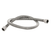 90cm Length 304 Stainless Steel Explosion-proof Bellow Hose for Water Heater