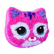 PlushCraft Purr-fect Kitten Pillow