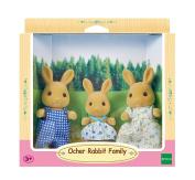 Sylvanian Families 5129 Ocher Rabbit Family Toy
