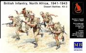 5 body-assault scene Eighth Army North Africa Soldier 1/35 British