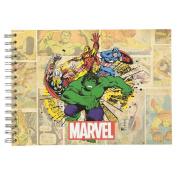 Disney Avengers Sketchpad Landscape A4
