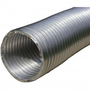 Builders Best 111718 10cm x 2.4m UL Transition-Duct Single-Elbow Kit