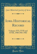 Iowa Historical Record