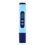EC Conductivity Tester Portable Handheld LCD digital display EC conductivity Metre Water Quality Tester Pen 0-9999μs/cm Measurement Tool