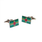 Domenica Flag Cufflinks X2BOCF156