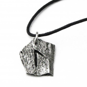 Pewter Norse Viking Rune Pendant
