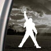 Queen Decal Freddie Mercury Car Truck Window Sticker