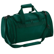Quadra sports holdall in bottle green