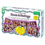 Faces and Feelings - develop listening skills whilst playing lotto!
