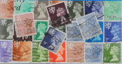 25 GB Regional (L142) Stamps