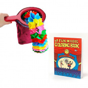 Professional Magic Bundle Change Bag And Magic Colouring Book Colour Changing Colouring Book - Easy Magic Tricks