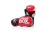 Escape Fitness Boxing Training Gloves - Red, 300ml