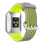 Fitbit Ionic Strap,HARRYSTORE Adjustable Lightweight Ventilate Silicone Perforated Accessory Sport Bands for Fitbit Ionic