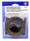 Plumb Shop Div Brasscraft 187636 Tank-To-Bowl Gasket/Bolt Kit