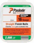 Paslode 650283 Nail, Galvanised Finish, 16-Gauge, Straight, 3.8cm ., 2,000-Ct.