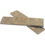 MADICO 23174PC 2.5cm . x 10cm . Strip Feltac -Pack of- 6 - 52 Per Pack
