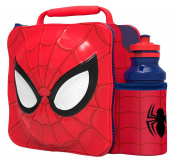 Marvel Character 3D Thermal Lunch Bag