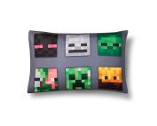 Minecraft Pillow Case