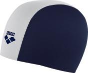 Arena kids Swim Cap Polyester Junior, NAVY-WHITE, one size