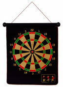 Best Sport Unisex Magnetic Dartboard, Multi-Colour, Medium