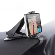 Strong In-Car Phone Holder Car Mount Holder For Smartphones iPhone 7 7plus 6S 6splus 6 6plus Wiko, Huawei, HTC, Xiaomi, Sony, Nokia, and other devices, 17cm