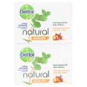 Dettol Natural Refreshing Formula Soap 70g x 4 pcs