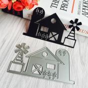 Transer Metal Die Cutting Dies Stencil For DIY Scrapbooking Album Paper Card Decor Craft