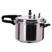 Giantex 5.7l Aluminium Pressure Cooker Fast Cooker Canner Pot Kitchen