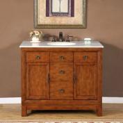 Silkroad Exclusive Frances 110cm Single Bathroom Vanity Set
