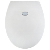 Ginsey Nightlight Round Toilet Seat