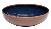 Melange 6-Piece 100% Melamine Pasta Bowl Set (Clay Collection ) | Shatter-Proof and Chip-Resistant Melamine Pasta Bowls | Colour