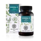 Vegan Omega 3 Capsules from Algae Oil - Premium Quality
