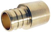 Apollo Valves APXMSA11 Pipe Adapter, 2.5cm , Pex X Male Solder, Brass