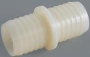 AMC NY129S Hose Splicer, 2.5cm - 0.6cm , Barb, 150 psi, Nylon
