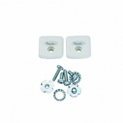 Therm-ic 01 2100 003 Adapter for Ski Boots Pack of 2 White