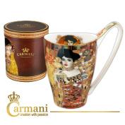 Big Porcelain Mug decorated with 'Adele' by Gustav Klimt 500ml