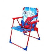 SpiderMan Folding Chair - Indoor and Outdoor use