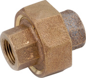UNION BRASS PIPE FPT 3/8