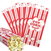 Tomnk 100pcs Paper Popcorn Bags, 30ml