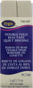Wrights Double Fold Quilt Binding 2.2cm X3yd