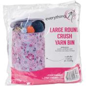 Everything Mary Round Yarn Bin
