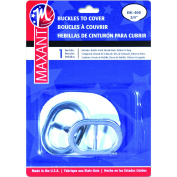 Maxant Button Buckle Cover Kit